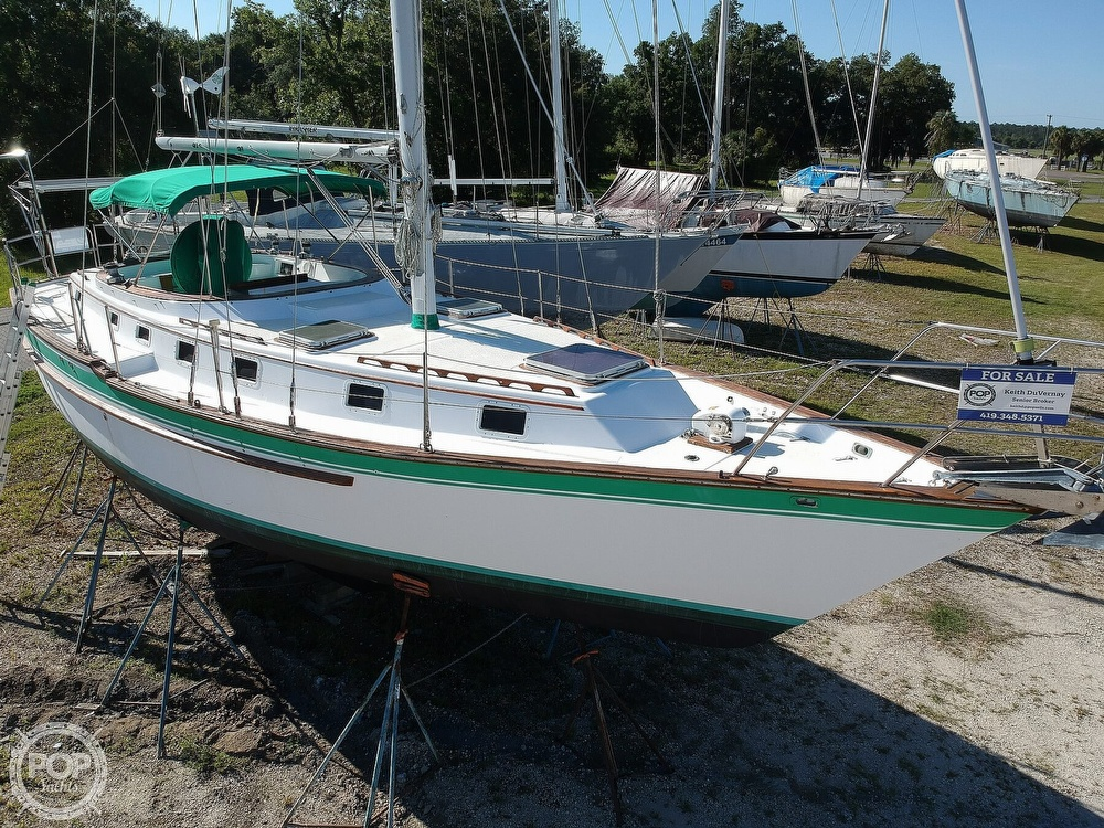 1985 Endeavour boat for sale, model of the boat is 40 CC & Image # 20 of 40