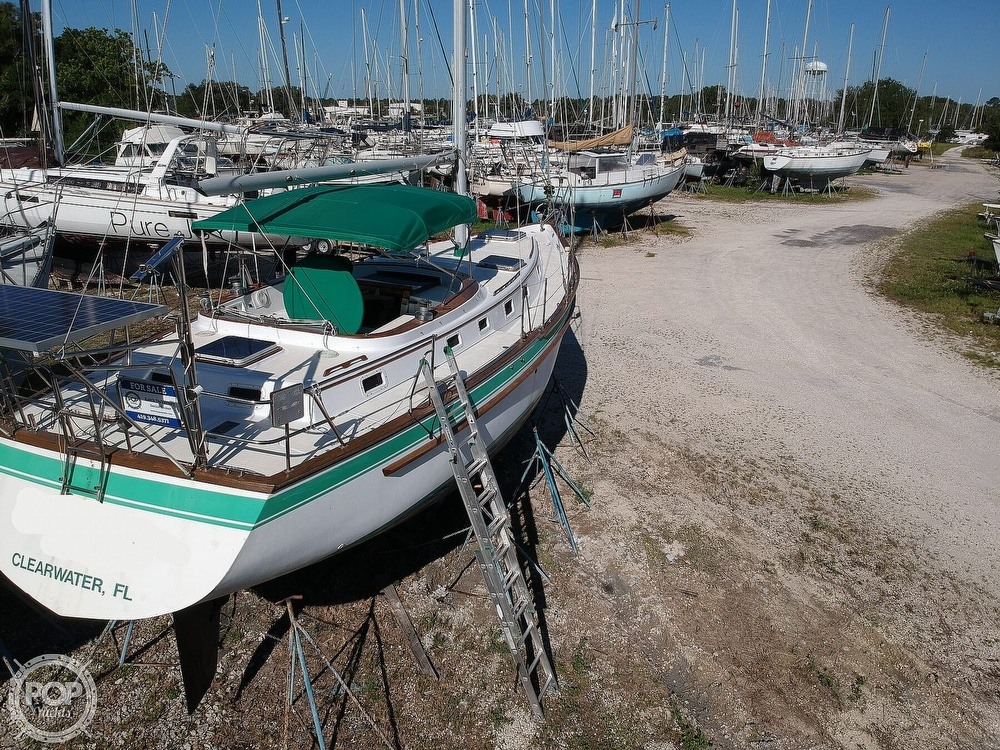 1985 Endeavour boat for sale, model of the boat is 40 CC & Image # 24 of 40