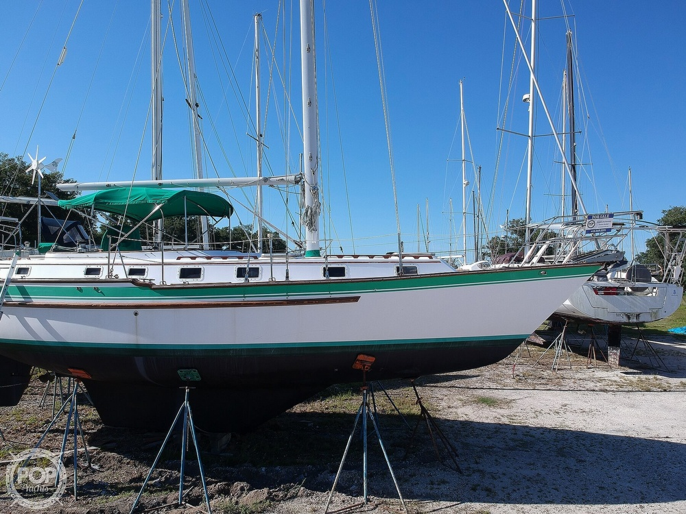 1985 Endeavour boat for sale, model of the boat is 40 CC & Image # 30 of 40