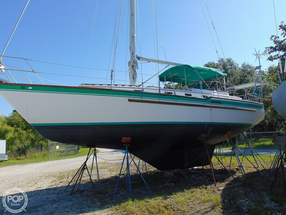 1985 Endeavour boat for sale, model of the boat is 40 CC & Image # 36 of 40