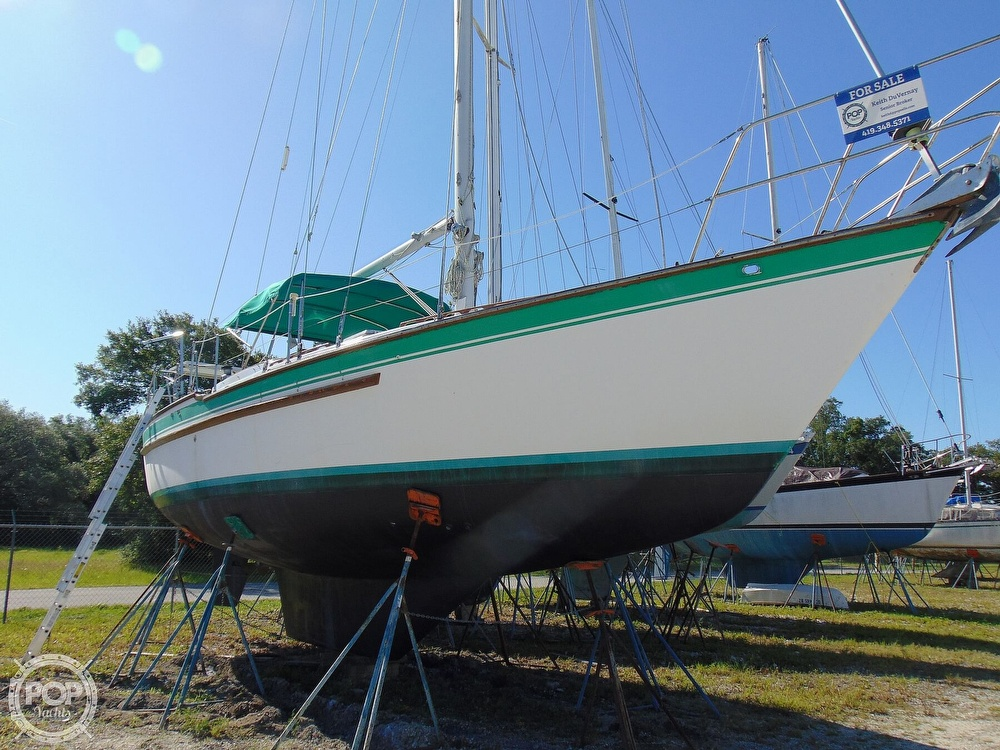 1985 Endeavour boat for sale, model of the boat is 40 CC & Image # 40 of 40