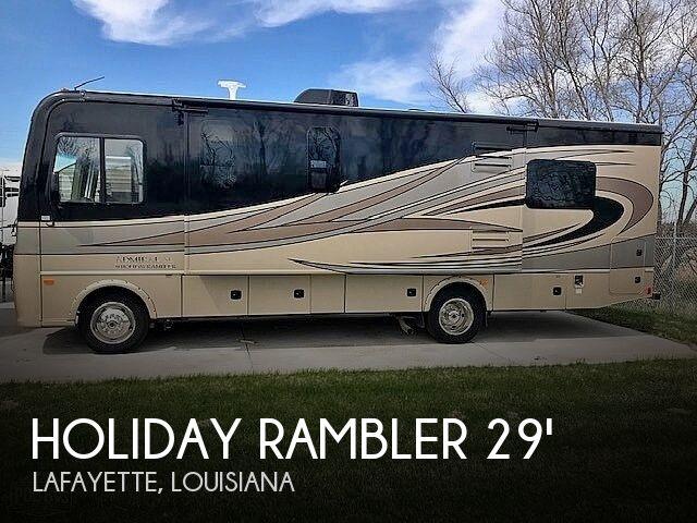 2016 Holiday Rambler Holiday Rambler 29TT