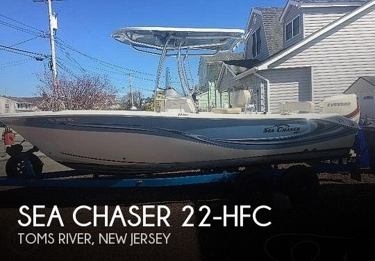 Used Sea chaser Boats For Sale by owner | 2018 Sea Chaser 22HFC