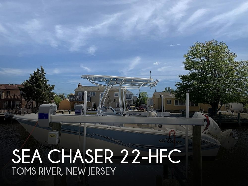 2018 Sea Chaser 22-HFC