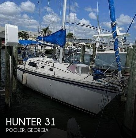 Used Sailboats For Sale in Georgia by owner | 1985 Hunter 31