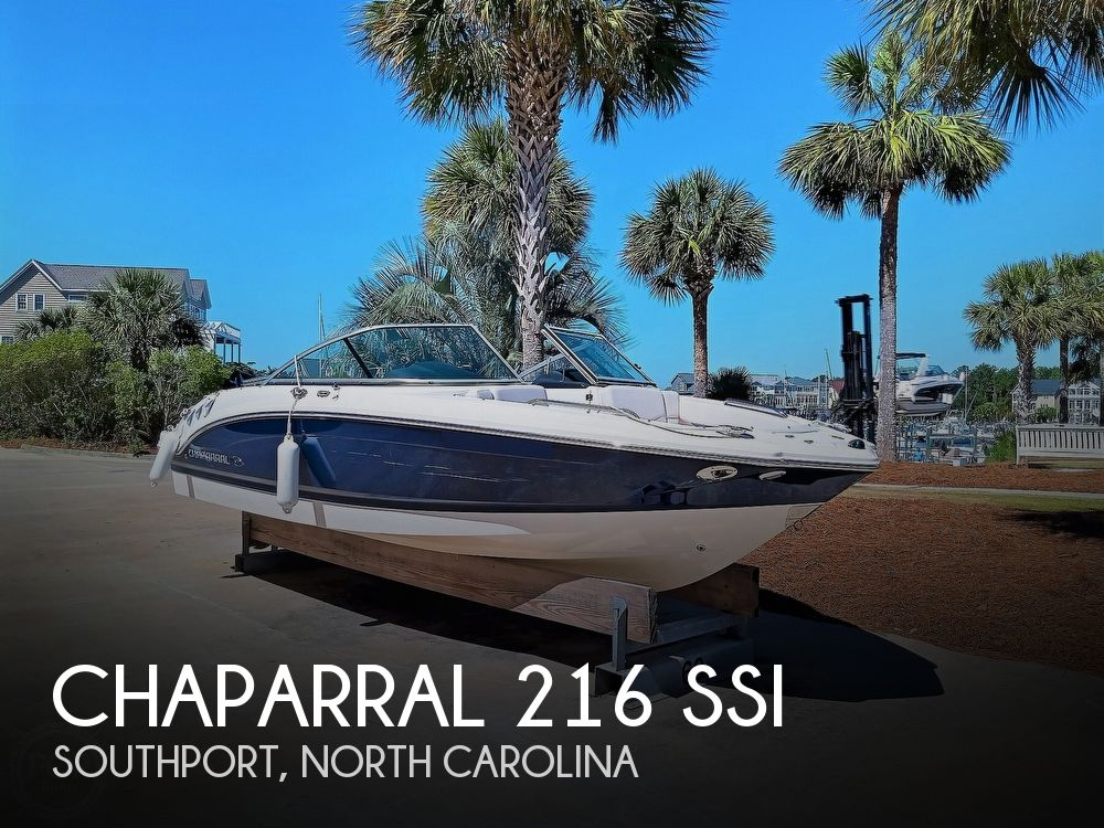 Used Chaparral SSi Boats For Sale by owner | 2014 Chaparral 216 SSI