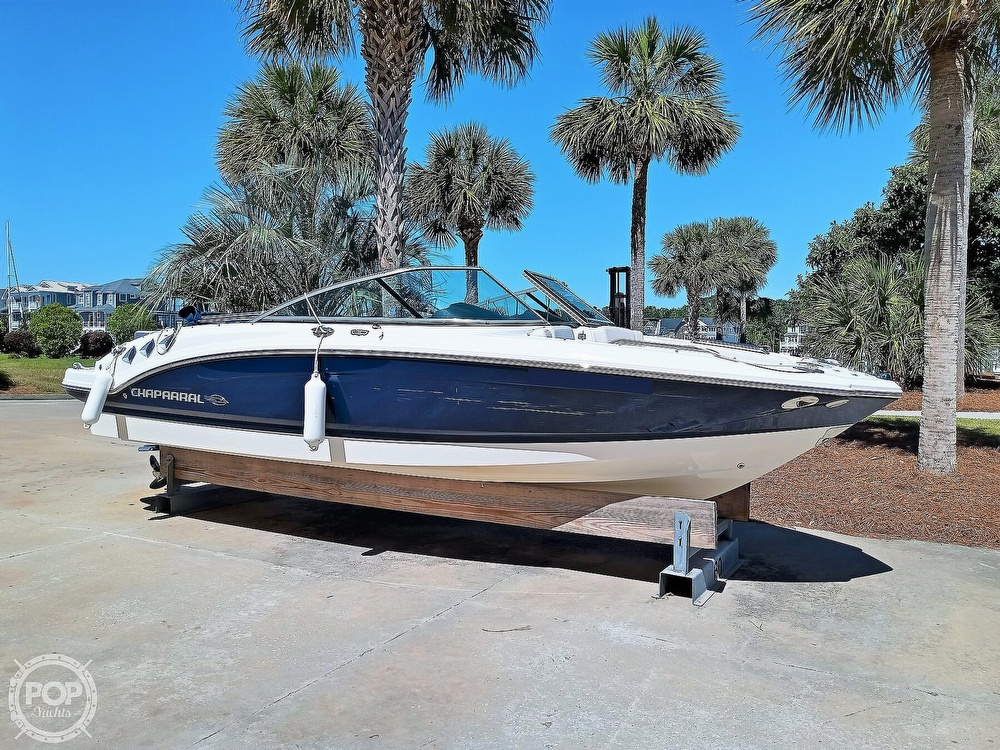 2014 Chaparral boat for sale, model of the boat is 216 SSI & Image # 3 of 40