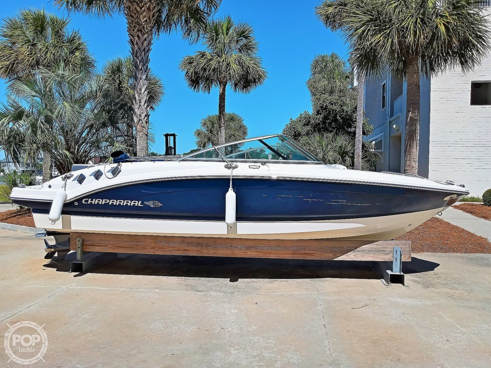 2014 Chaparral boat for sale, model of the boat is 216 SSI & Image # 4 of 40