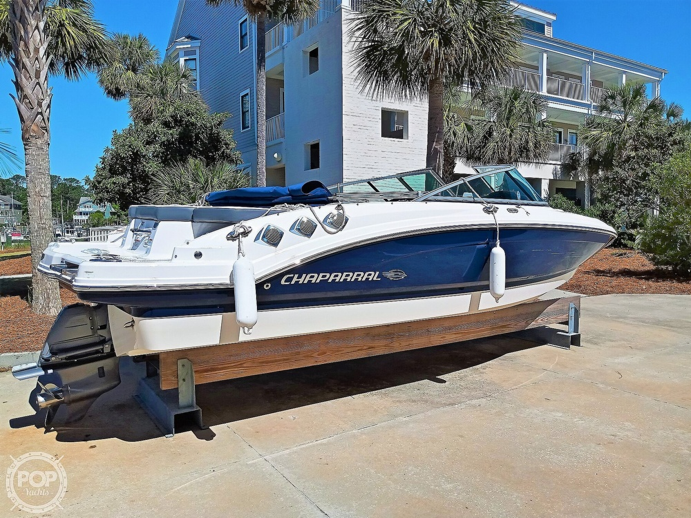 2014 Chaparral boat for sale, model of the boat is 216 SSI & Image # 5 of 40