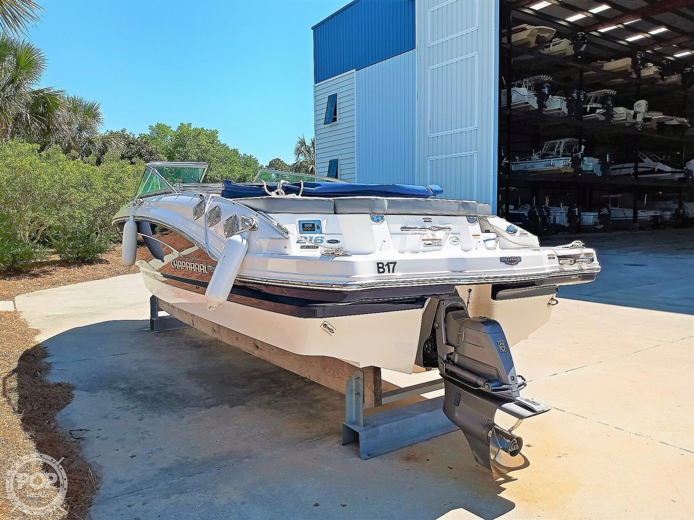 2014 Chaparral boat for sale, model of the boat is 216 SSI & Image # 10 of 40
