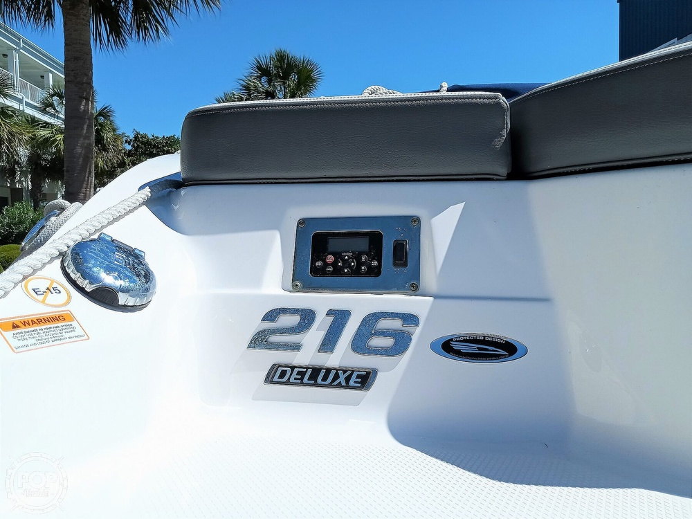 2014 Chaparral boat for sale, model of the boat is 216 SSI & Image # 29 of 40