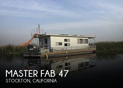 1982 Master Fabricators boat for sale, model of the boat is 47 & Image # 1 of 10