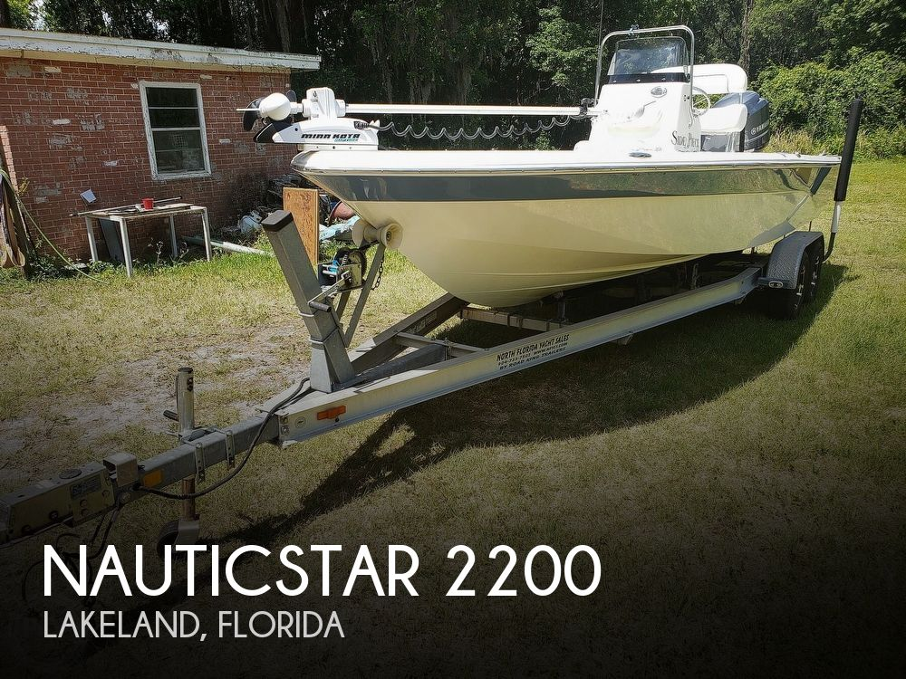 2014 Nautic Star boat for sale, model of the boat is 2200 Sport & Image # 1 of 40