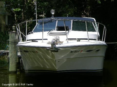 1989 Sea Ray 340 Sundancer - Photo #3