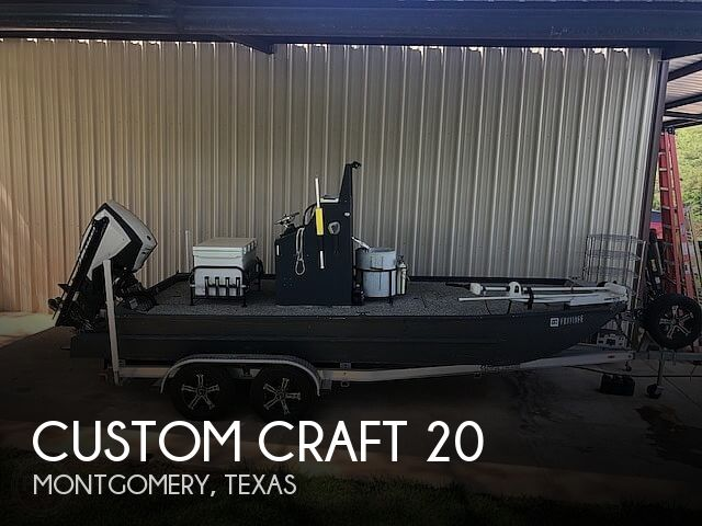 Used Custom Craft Boats For Sale by owner | 2019 Custom Craft 20