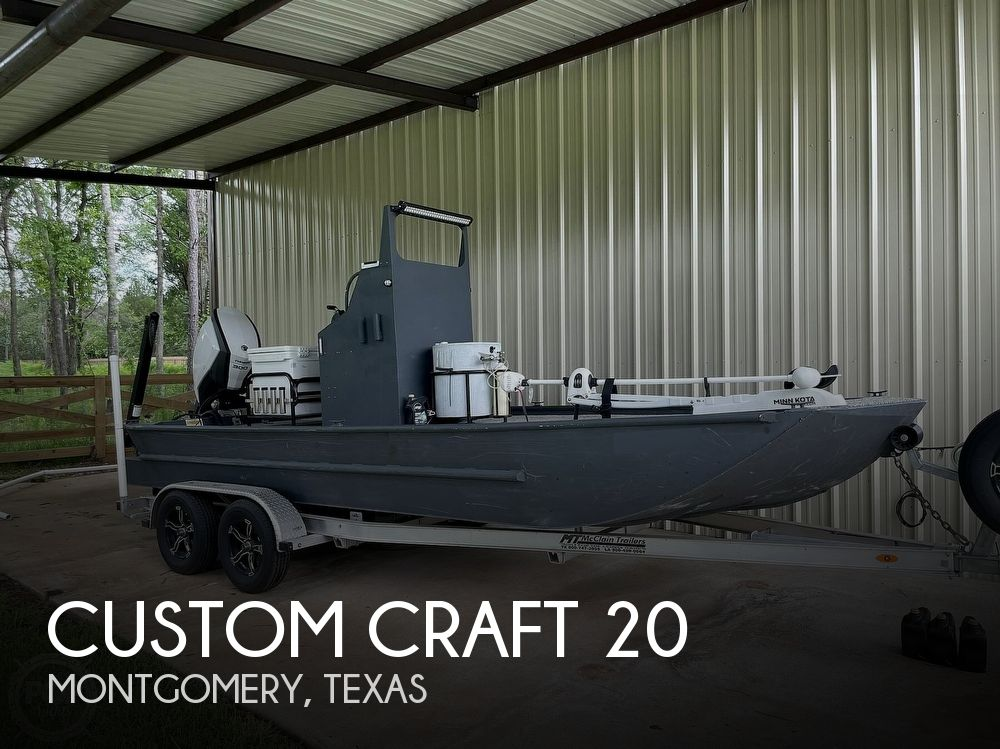 2019 Custom Craft boat for sale, model of the boat is 20 & Image # 1 of 40