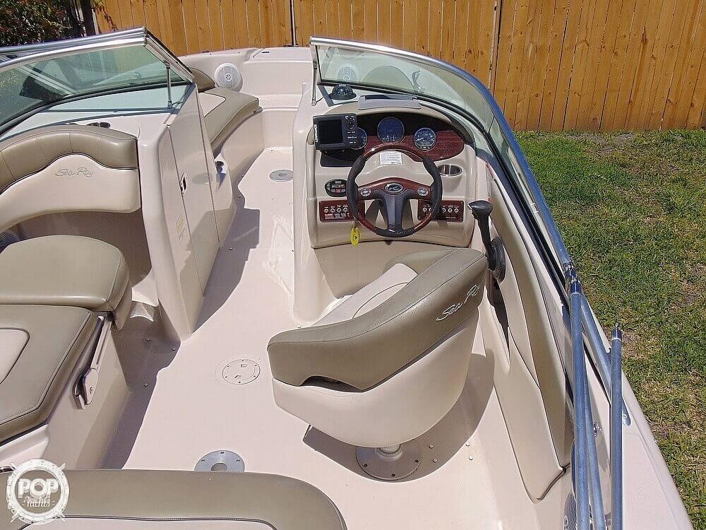 2005 Sea Ray boat for sale, model of the boat is 200 Sundeck & Image # 6 of 40