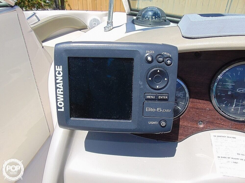 2005 Sea Ray boat for sale, model of the boat is 200 Sundeck & Image # 11 of 40