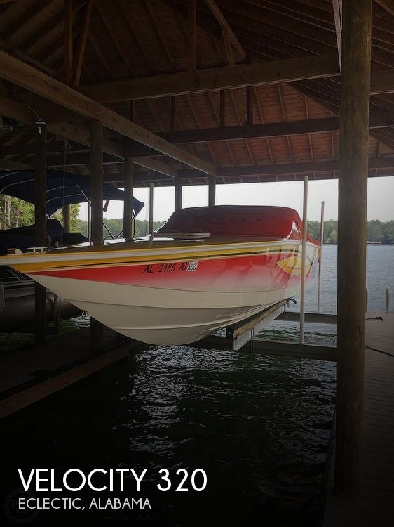 Used Velocity Boats For Sale by owner | 2002 Velocity 320