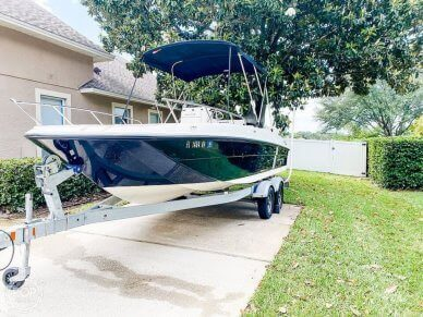2018 Bayliner Element F21