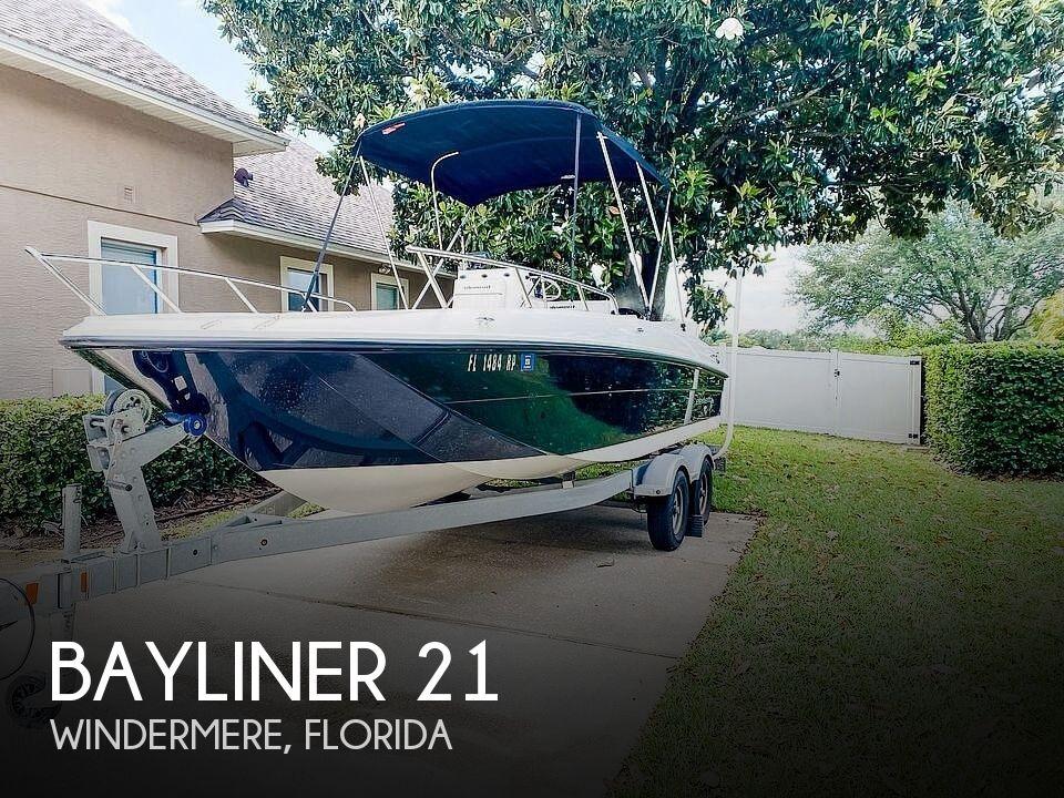 Used Bayliner Ski Boats For Sale by owner | 2018 Bayliner Element F21