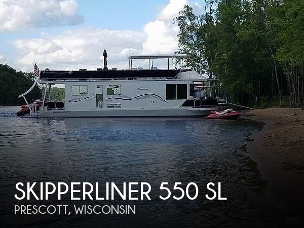Used Houseboats For Sale by owner | 2007 Skipperliner 550 SL