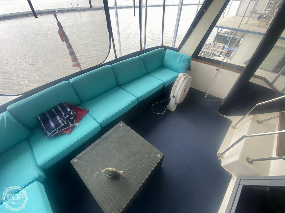 1988 Sea Ray boat for sale, model of the boat is 415 AFT CABIN & Image # 34 of 40