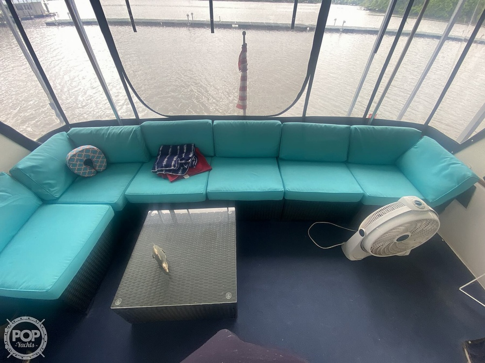 1988 Sea Ray boat for sale, model of the boat is 415 AFT CABIN & Image # 5 of 40