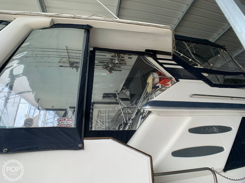 1988 Sea Ray boat for sale, model of the boat is 415 AFT CABIN & Image # 12 of 40