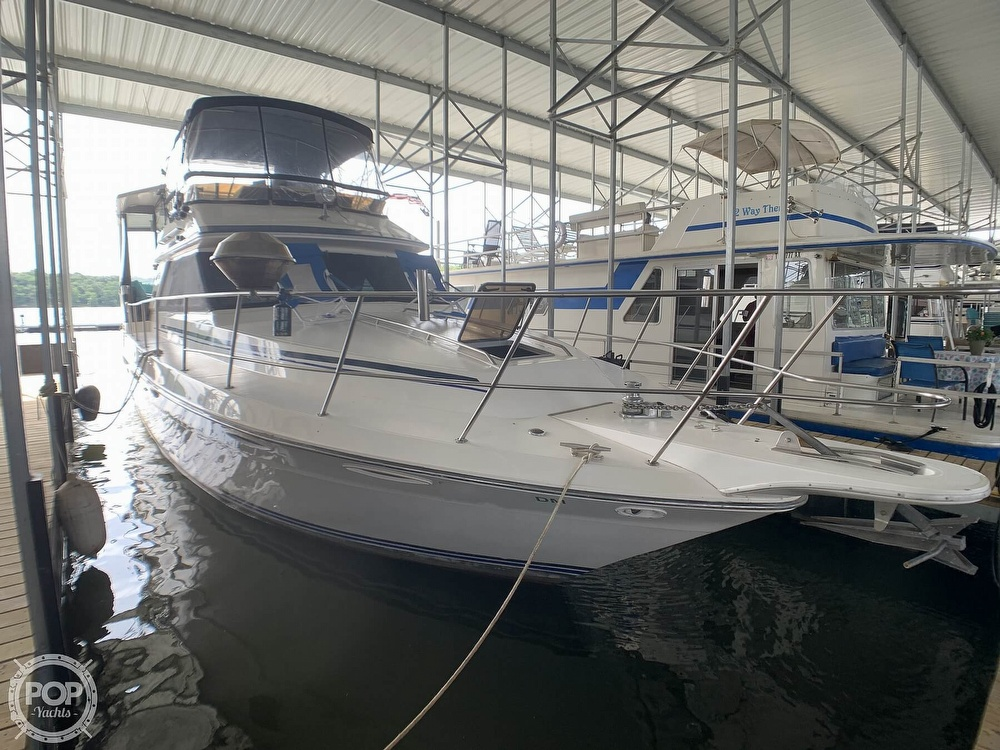 1988 Sea Ray boat for sale, model of the boat is 415 AFT CABIN & Image # 8 of 40