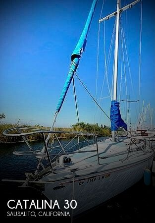 1979 Catalina Yachts boat for sale, model of the boat is 29 & Image # 1 of 11