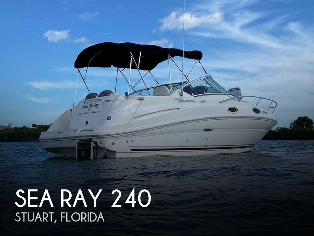 2006 Sea Ray SUNDANCER 240DA