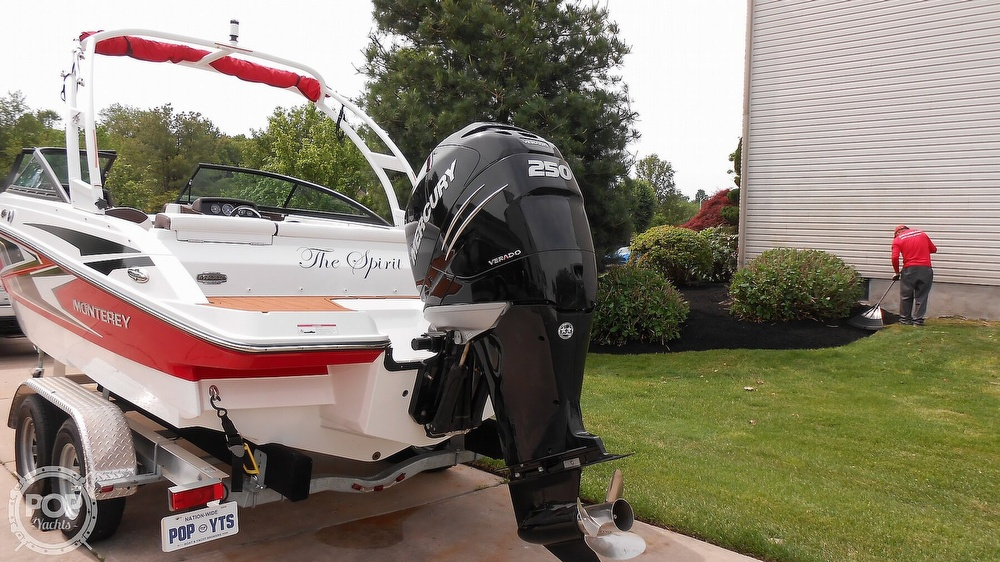 2019 Monterey boat for sale, model of the boat is M-225 & Image # 3 of 40