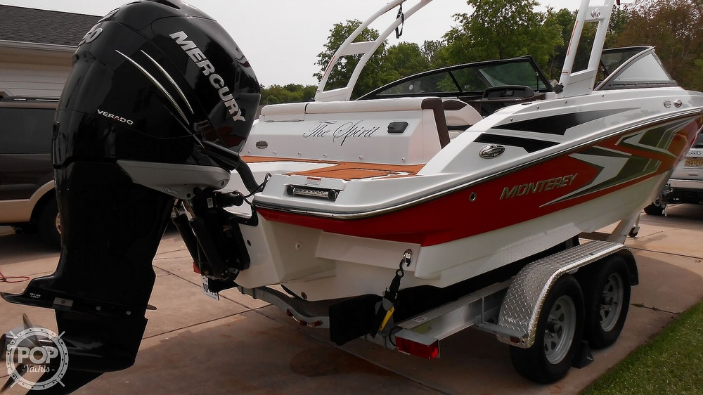 2019 Monterey boat for sale, model of the boat is M-225 & Image # 14 of 40