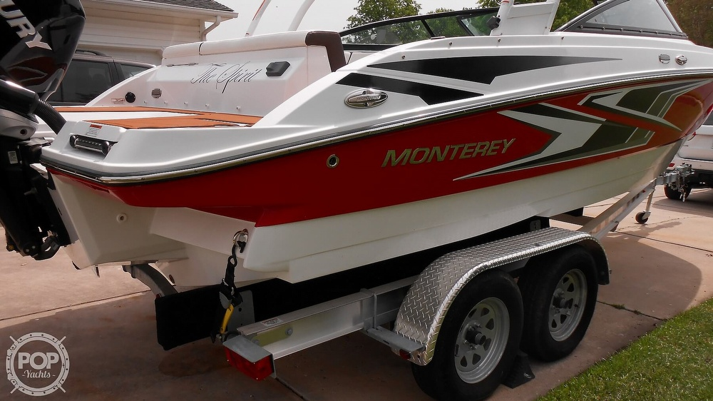 2019 Monterey boat for sale, model of the boat is M-225 & Image # 17 of 40