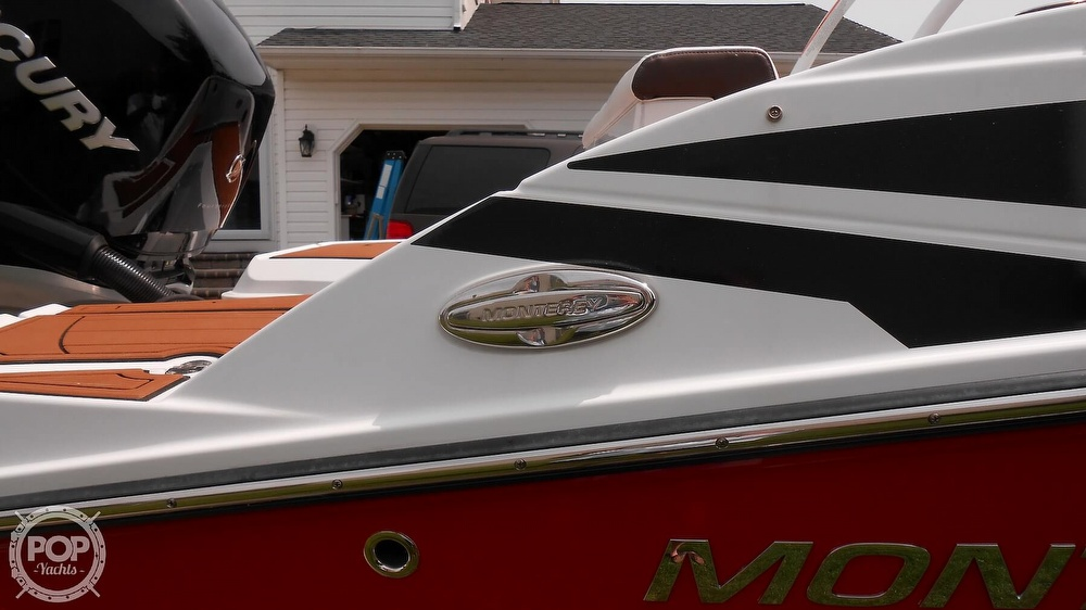 2019 Monterey boat for sale, model of the boat is M-225 & Image # 18 of 40