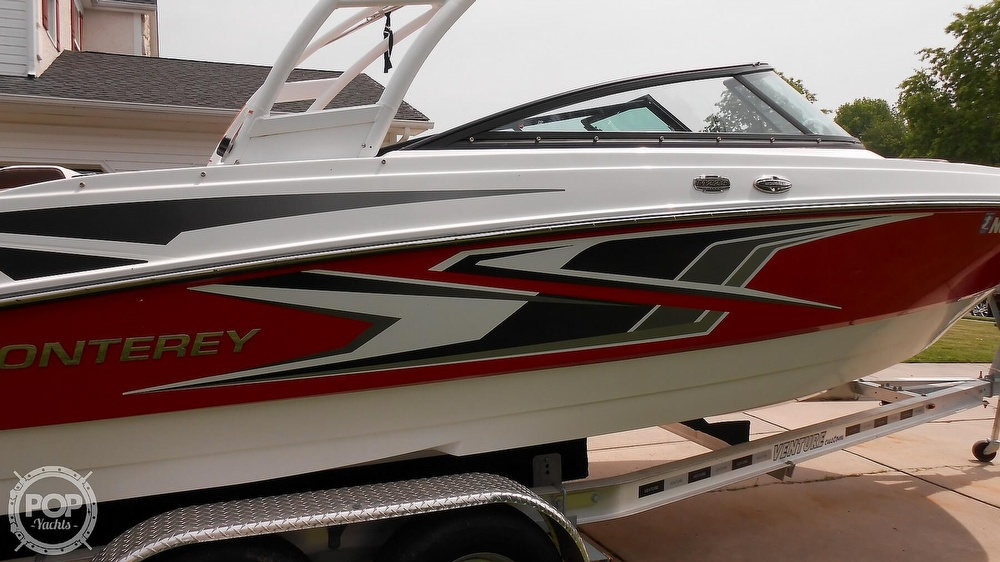 2019 Monterey boat for sale, model of the boat is M-225 & Image # 20 of 40