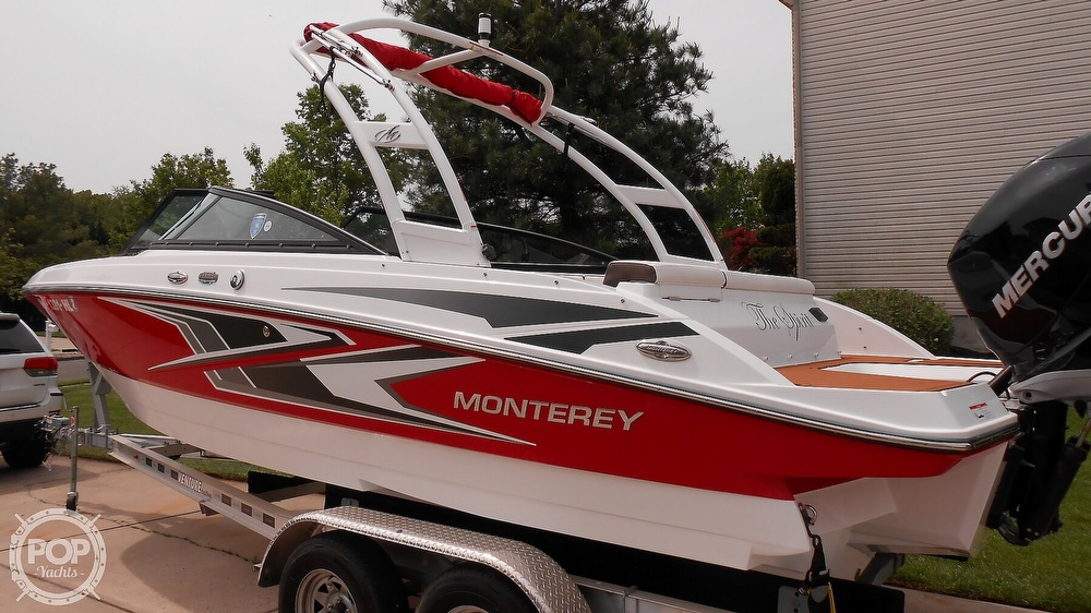 2019 Monterey boat for sale, model of the boat is M-225 & Image # 2 of 40