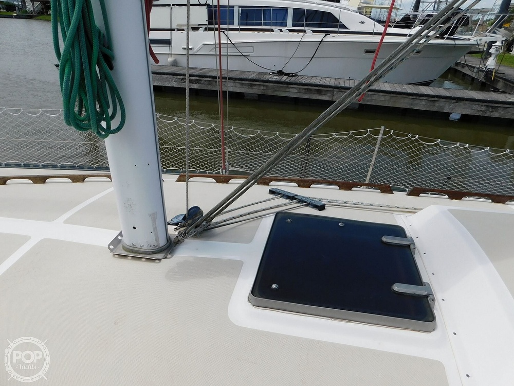 1979 Lancer Yachts boat for sale, model of the boat is 36 & Image # 31 of 40