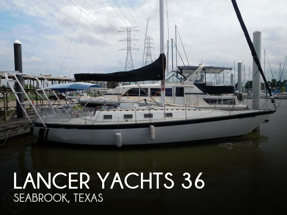 1979 Lancer Yachts boat for sale, model of the boat is 36 & Image # 1 of 40