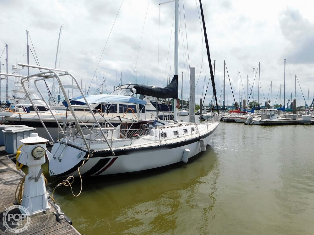 1979 Lancer Yachts boat for sale, model of the boat is 36 & Image # 2 of 40