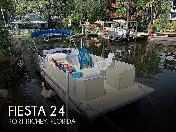 Used Fiesta Boats For Sale by owner | 2005 Fiesta Grande 24