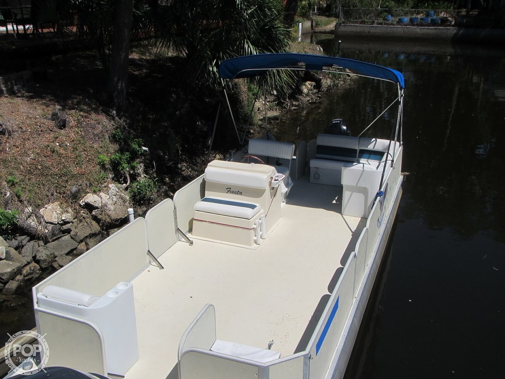 2005 Fiesta boat for sale, model of the boat is Grande 24 Family Fisher Fish & Fun L Custom & Image # 15 of 40