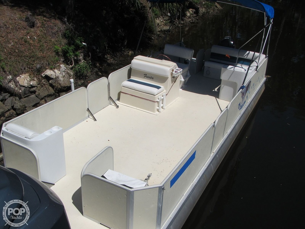 2005 Fiesta boat for sale, model of the boat is Grande 24 Family Fisher Fish & Fun L Custom & Image # 17 of 40