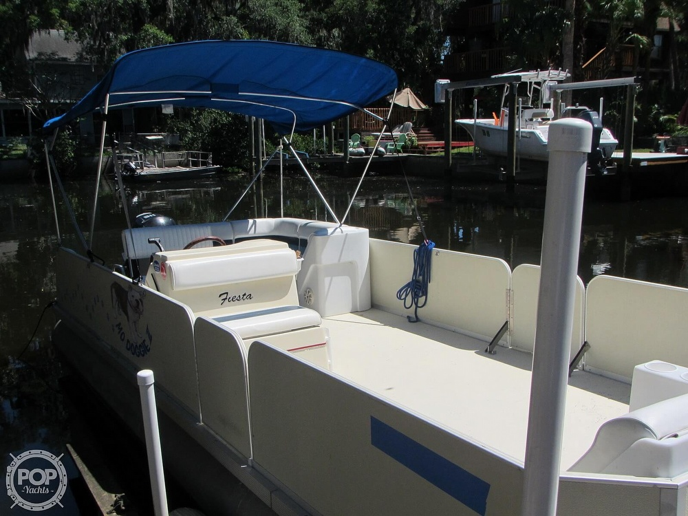 2005 Fiesta boat for sale, model of the boat is Grande 24 Family Fisher Fish & Fun L Custom & Image # 21 of 40