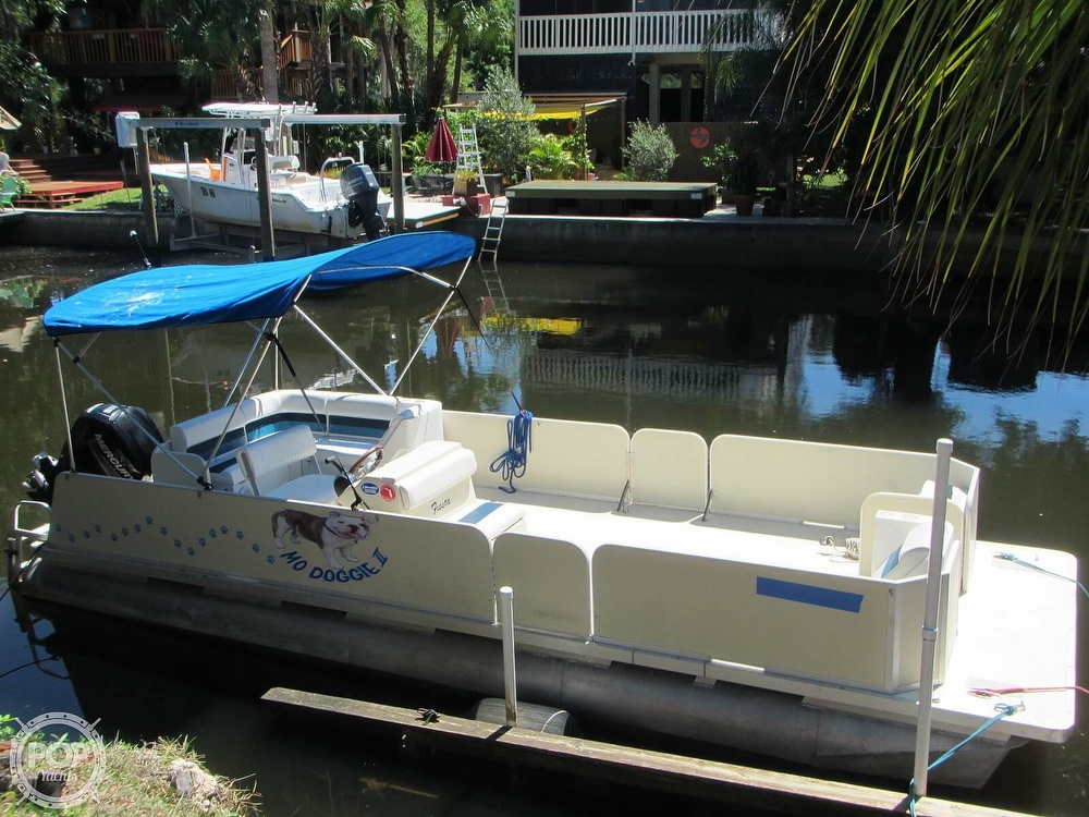 2005 Fiesta boat for sale, model of the boat is Grande 24 Family Fisher Fish & Fun L Custom & Image # 7 of 40