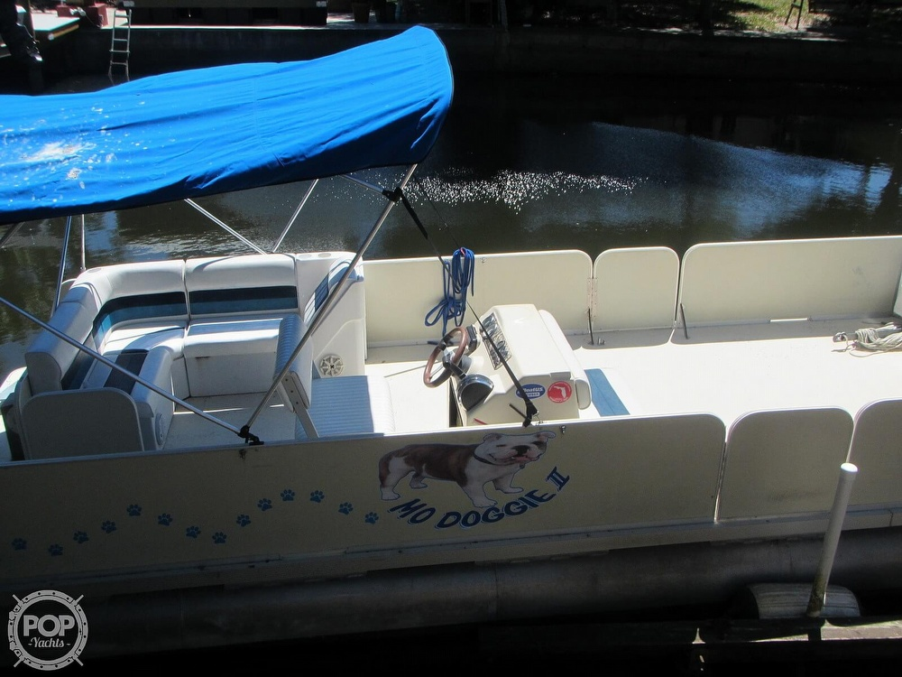 2005 Fiesta boat for sale, model of the boat is Grande 24 Family Fisher Fish & Fun L Custom & Image # 25 of 40