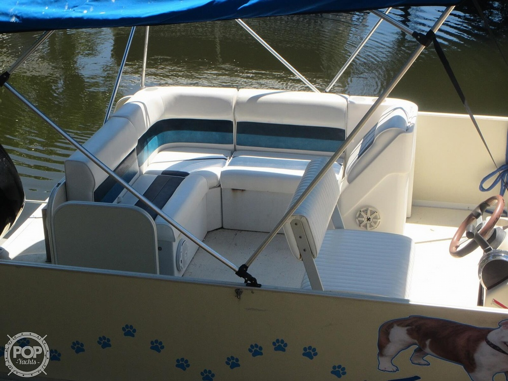 2005 Fiesta boat for sale, model of the boat is Grande 24 Family Fisher Fish & Fun L Custom & Image # 31 of 40