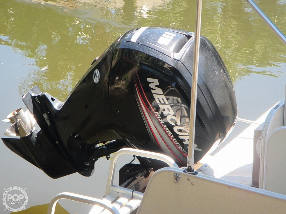 2005 Fiesta boat for sale, model of the boat is Grande 24 Family Fisher Fish & Fun L Custom & Image # 6 of 40
