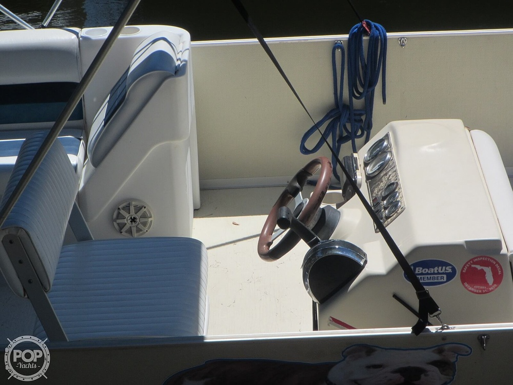 2005 Fiesta boat for sale, model of the boat is Grande 24 Family Fisher Fish & Fun L Custom & Image # 32 of 40